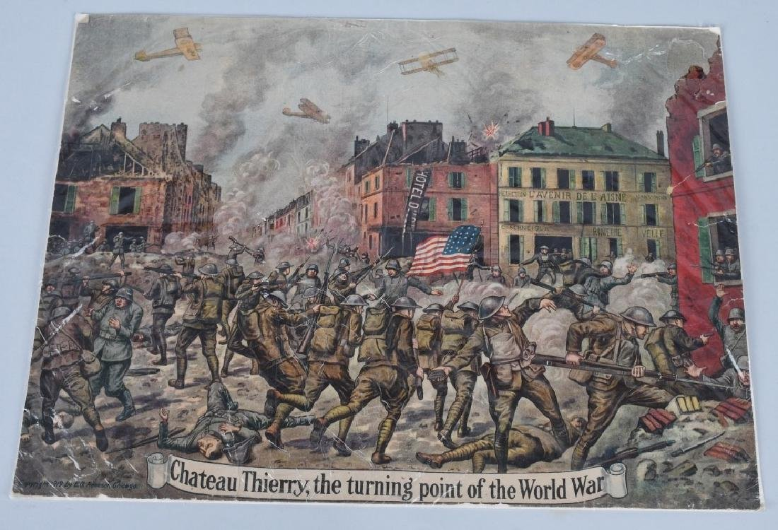 WWI U.S. 19171918 1919 PRINTS BY E.G. RENESCH - 5