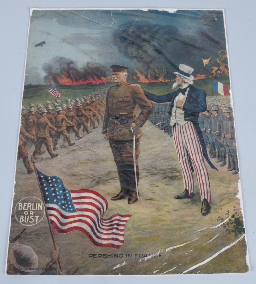 WWI U.S. 19171918 1919 PRINTS BY E.G. RENESCH - 6