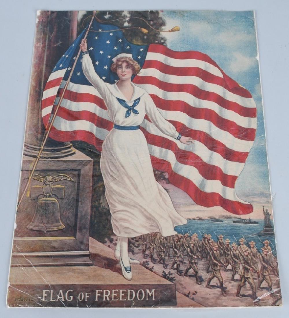 WWI U.S. 19171918 1919 PRINTS BY E.G. RENESCH - 7