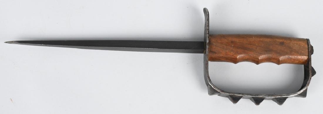 WWI U.S. M 1917 TRENCH KNIFE - L. F. & C. 1917