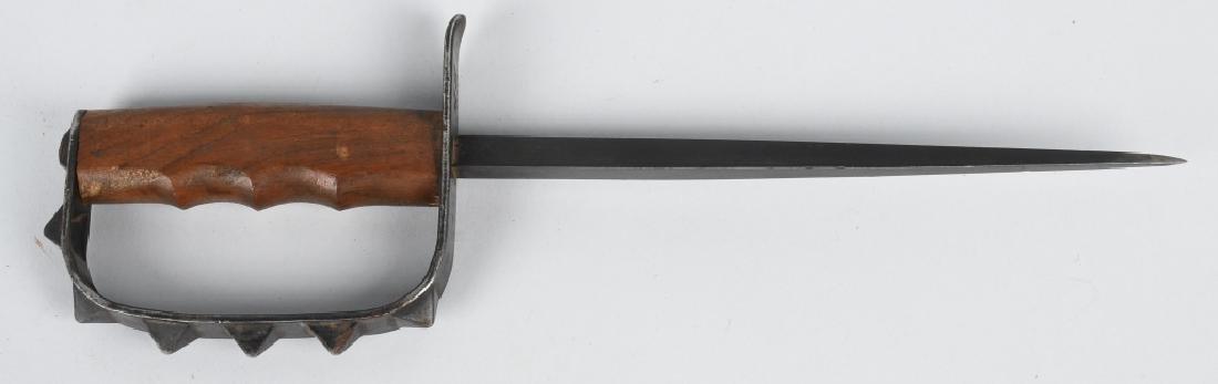 WWI U.S. M 1917 TRENCH KNIFE - L. F. & C. 1917 - 2