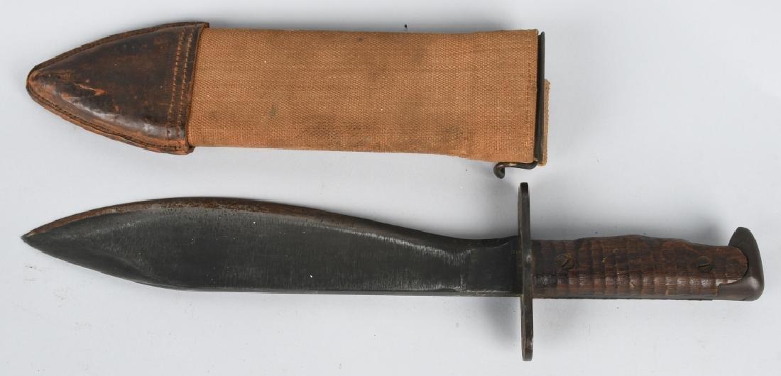 WWI US M 1917 BOLO KNIFE LOT - 2