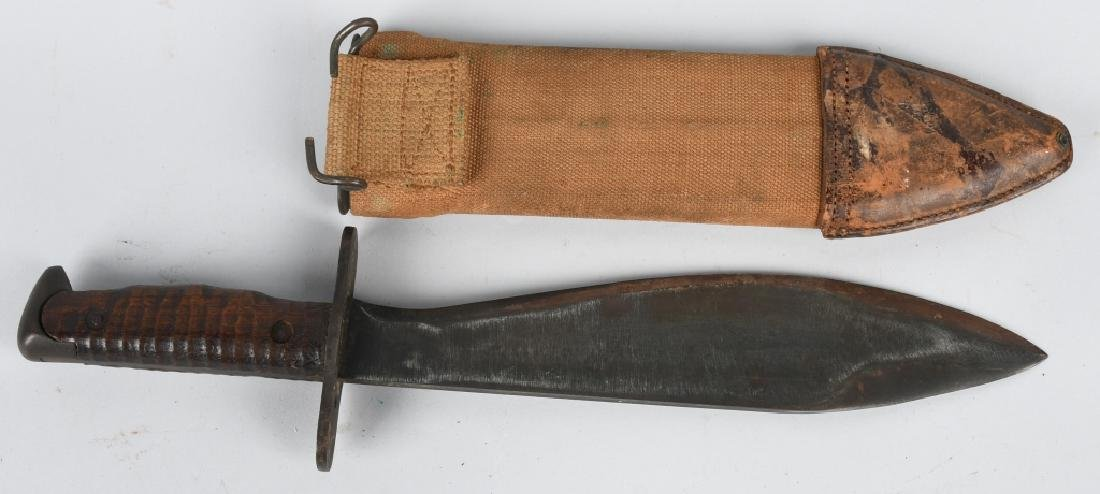 WWI US M 1917 BOLO KNIFE LOT - 3