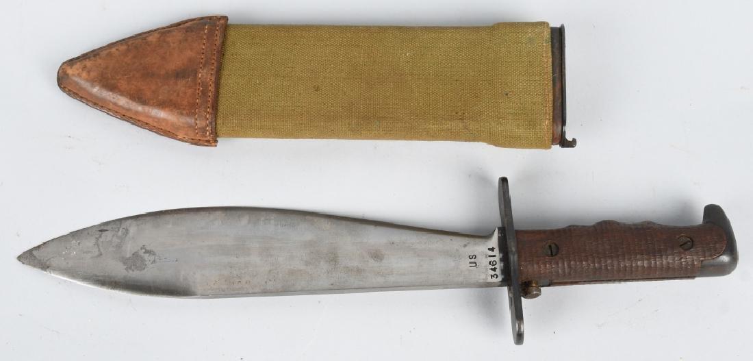 WWI US M 1917 BOLO KNIFE LOT - 6