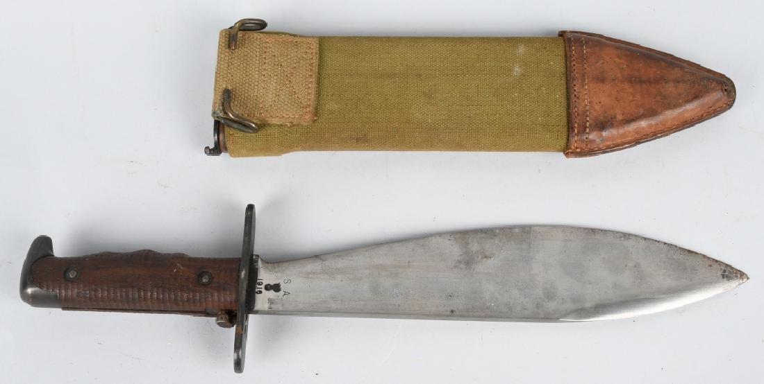 WWI US M 1917 BOLO KNIFE LOT - 7