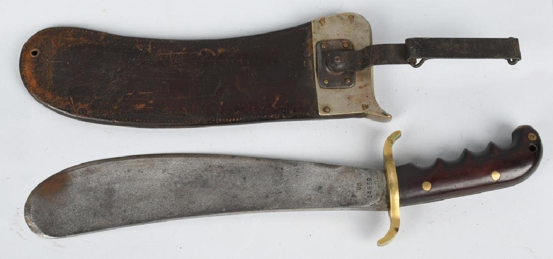 WWI U.S. ARMY M 1904 HOSPITAL CORPSMAN BOLO KNIFE