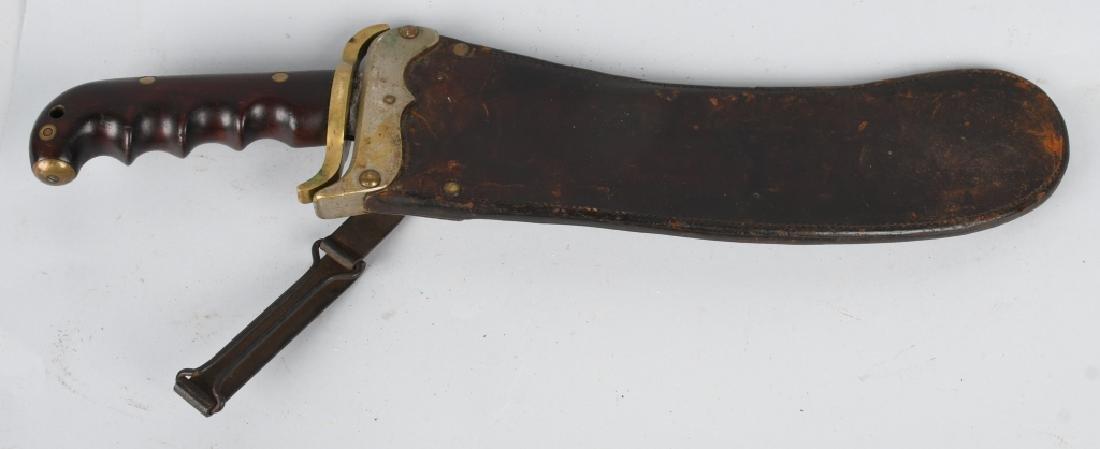 WWI U.S. ARMY M 1904 HOSPITAL CORPSMAN BOLO KNIFE - 6