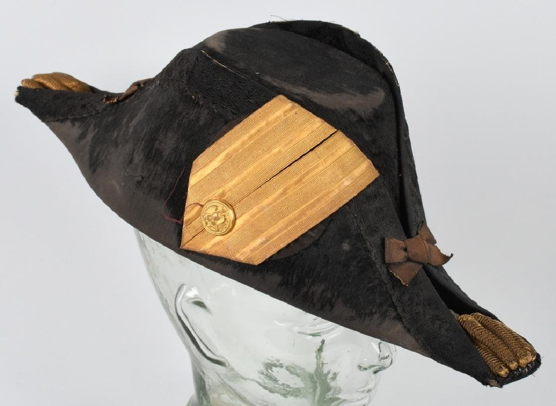 WWI U.S FORE & AFT HAT AND 1892 PATTERN VISOR HAT - 2