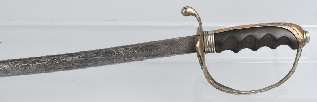 U.S. M 1902 OFFICER'S SWORD & SCABBARD - 8