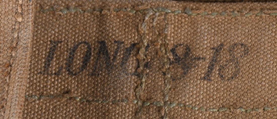 WWI U.S. EQUIPMENT LOT & WW2 BAR BELT - 6