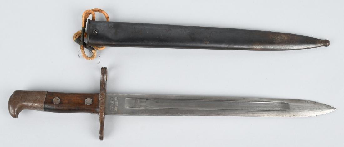 WWI SWISS BAYONET WAFFENFABRIK NEUHAUSEN