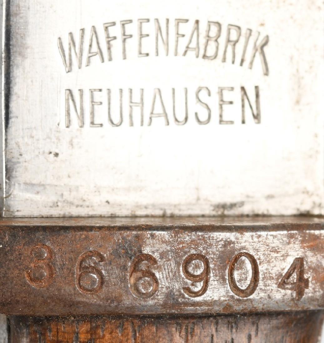 WWI SWISS BAYONET WAFFENFABRIK NEUHAUSEN - 3