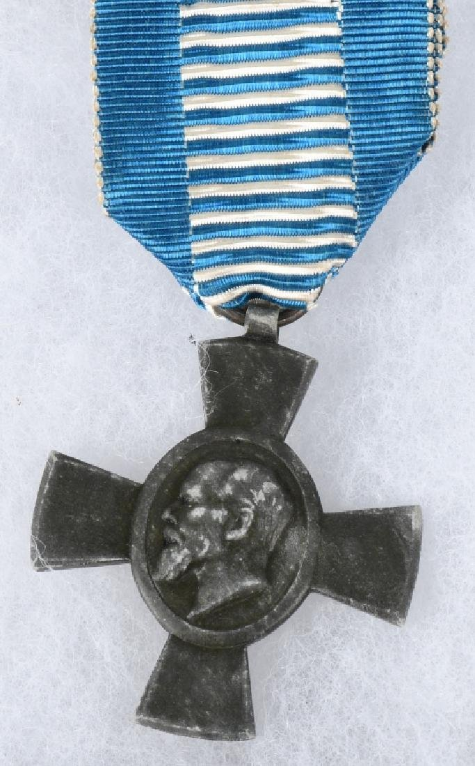 WWI IMPERIAL GERMAN & BAVARIAN SERVICE MEDALS - 3