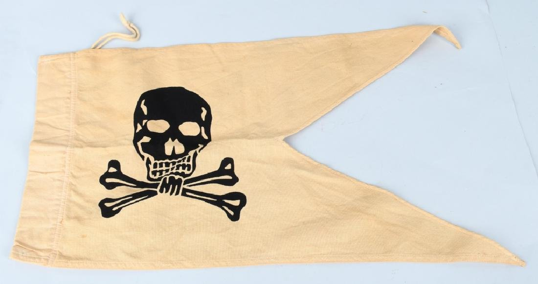 WWI IMPERIAL UHLAN LANCER FLAG