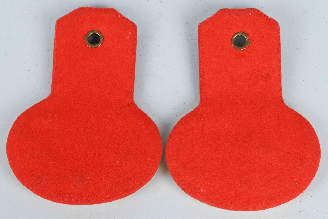 WWI IMPERIAL GERMAN INFANTRY OFFICER EPAULETTES - 3
