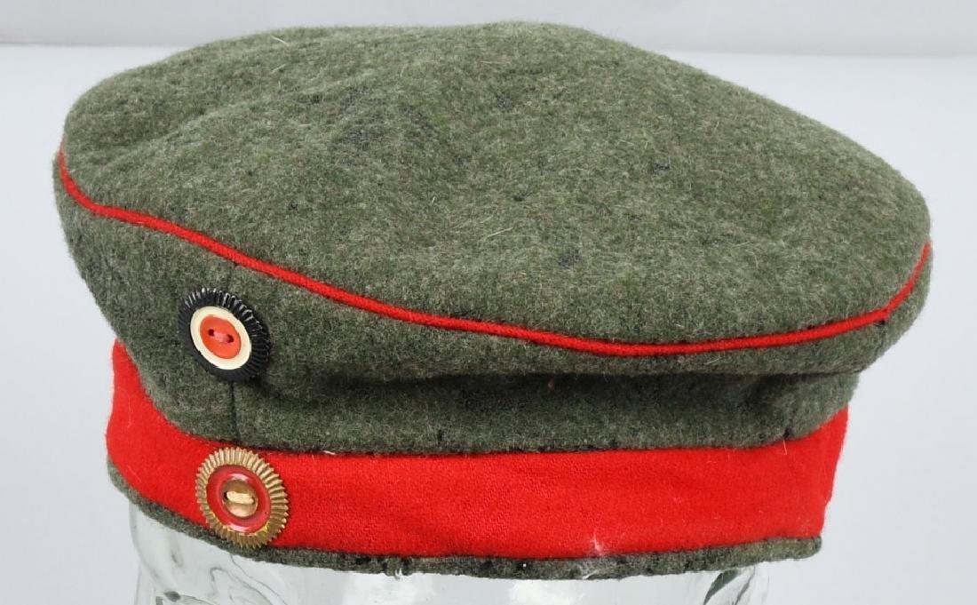 WWI IMPERIAL GERMAN BADEN FELDMUTZE HAT