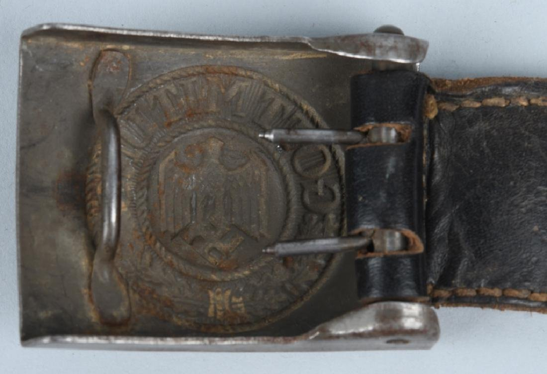 WWII NAZI GERMAN BELT BUCKLE LOT - 6