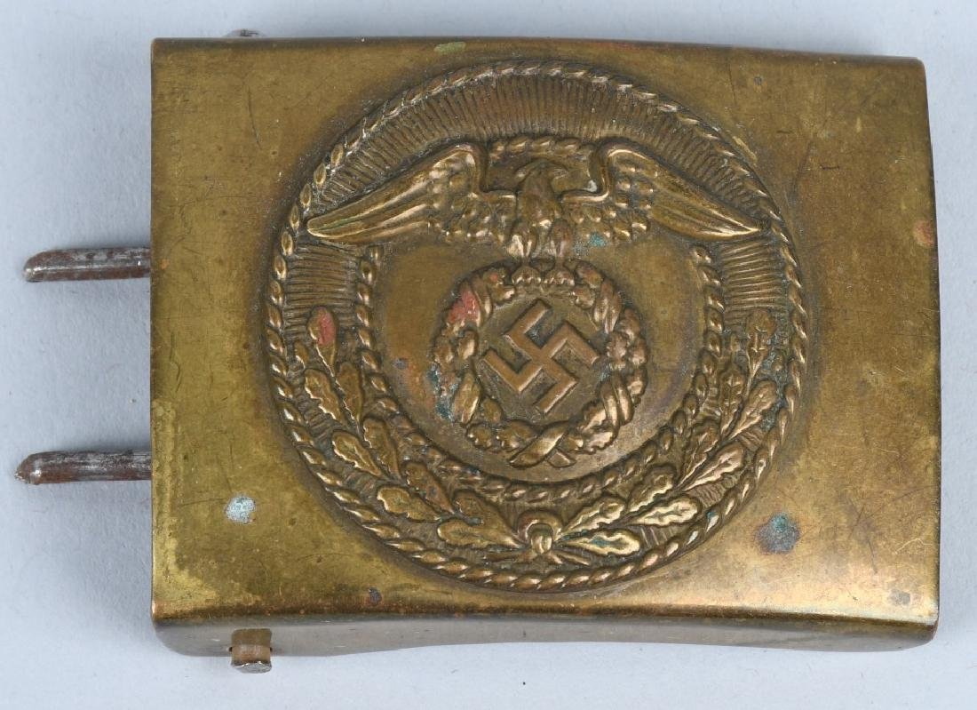 WWII NAZI GERMAN BELT BUCKLE LOT - HJ & SA (3) - 6