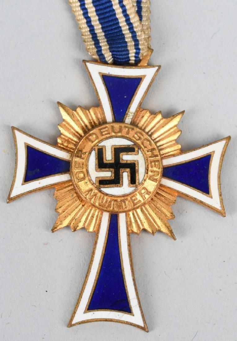 WWII NAZI GERMAN MOTHERS CROSS LOT (2) - 4