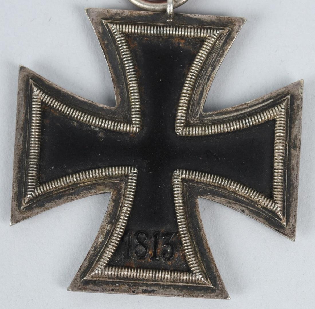 WWII NAZI GERMAN 2ND CLASS IRON CROSS BADGE LOT -2 - 4