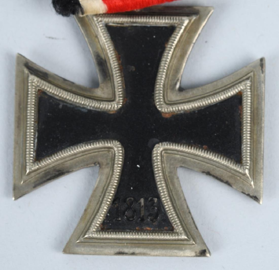 WWII NAZI GERMAN 2ND CLASS IRON CROSS BADGE LOT -2 - 7