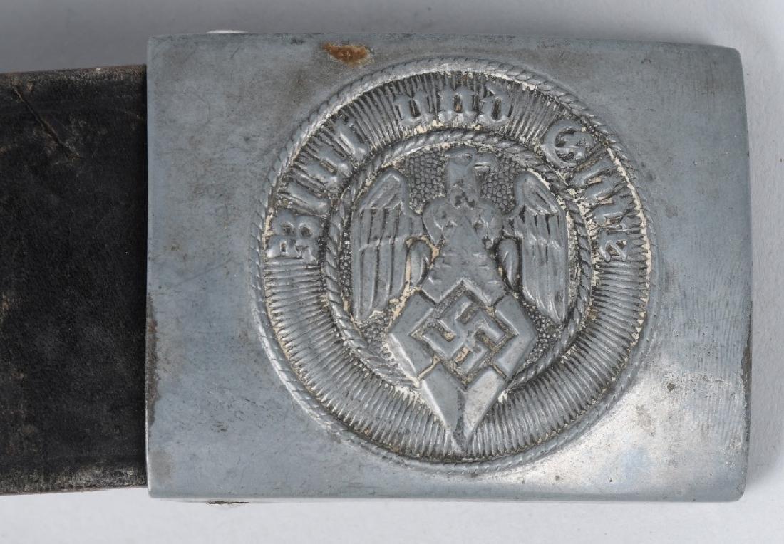 WWII NAZI GERMAN HITLER YOUTH BELT - 2