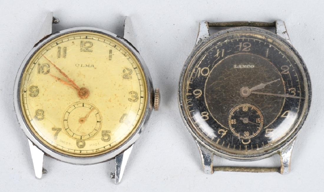 WW2 NAZI GERMAN WEHRMACHT WATCHES