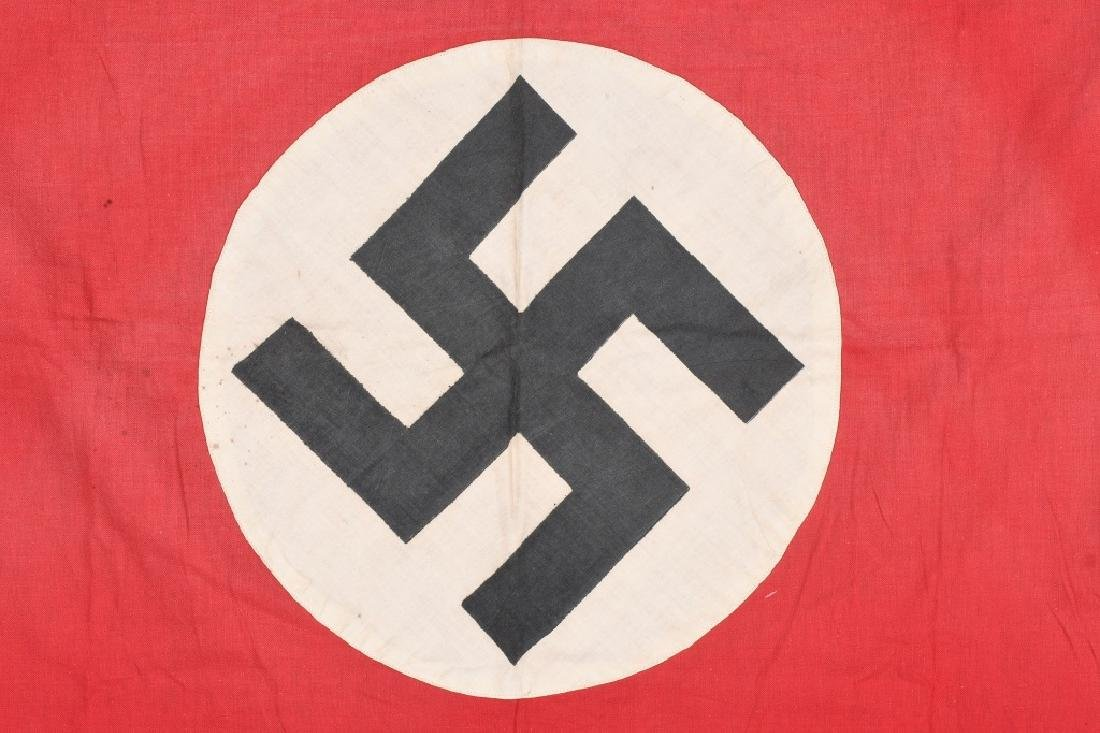 WWII NAZI GERMAN NSDAP BANNER - FLAG LOT - 3
