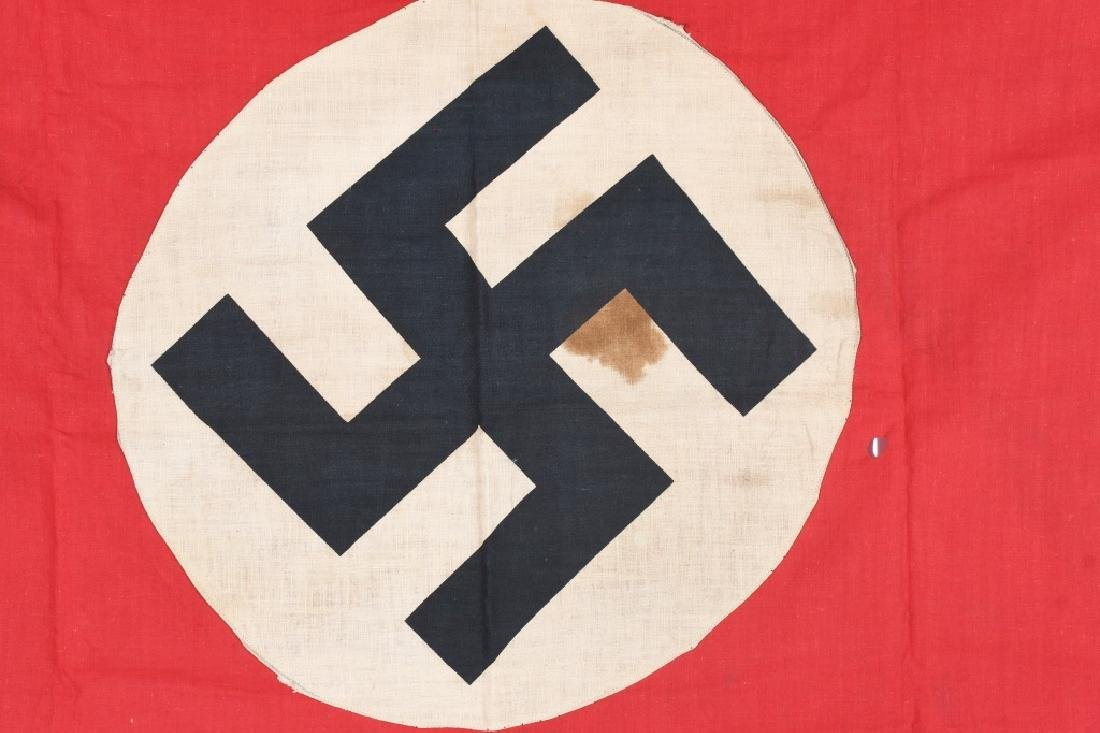 WWII NAZI GERMAN NSDAP BANNER - FLAG LOT - 7