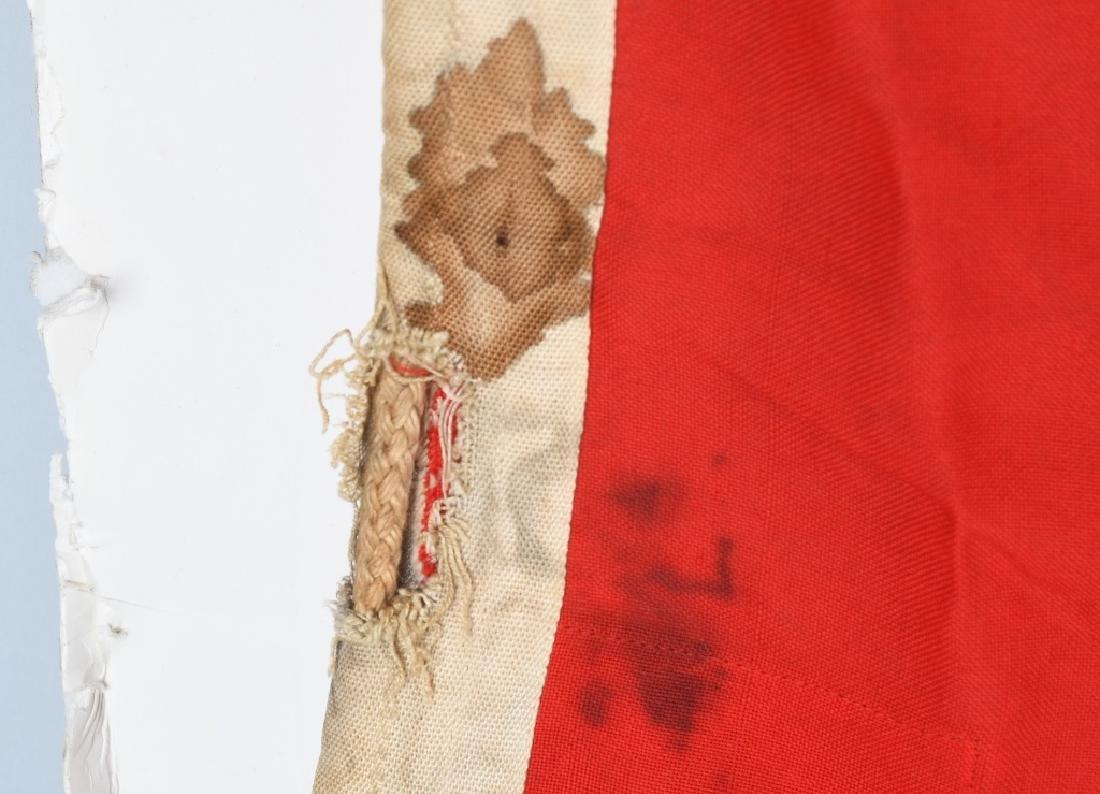 WWII NAZI GERMAN KRIEGSMARINE FLAG - 5