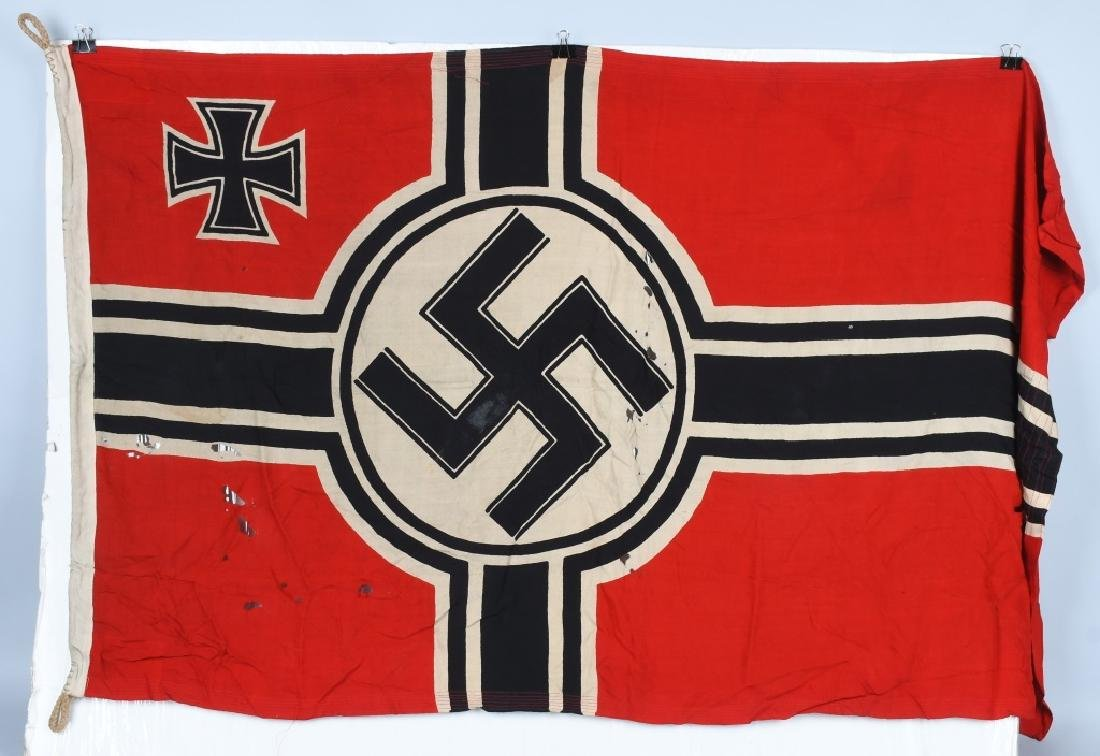 NAZI GERMAN KRIEGSMARINE FLAG