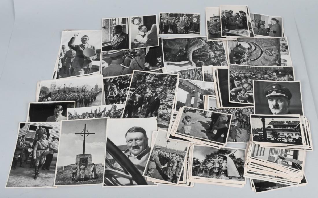 WWII NAZI GERMAN ADOLPH HITLER CIG. PHOTO SETS