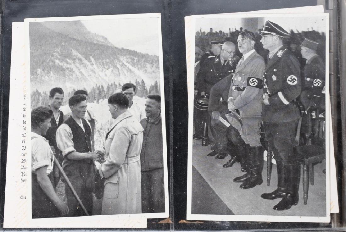 WWII NAZI GERMAN PHOTOGRAPH LOT - 480 PHOTOS - 2