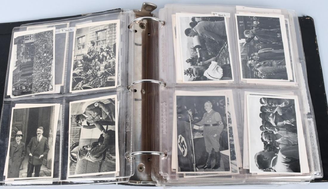 WWII NAZI GERMAN PHOTOGRAPH LOT - 480 PHOTOS - 3