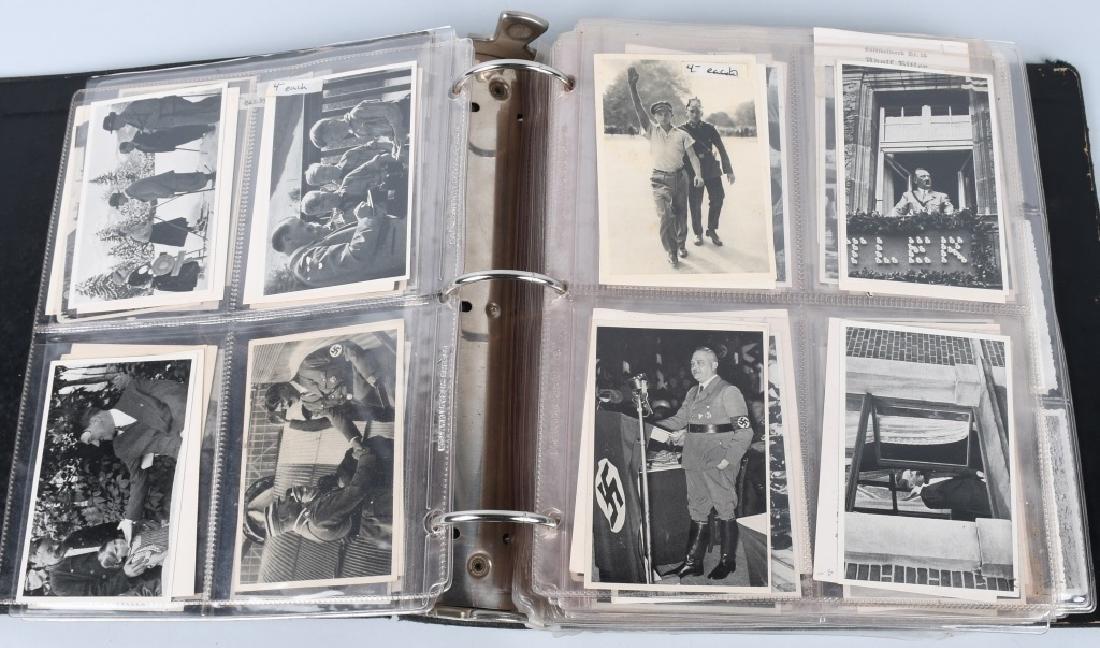WWII NAZI GERMAN PHOTOGRAPH LOT - 480 PHOTOS - 4