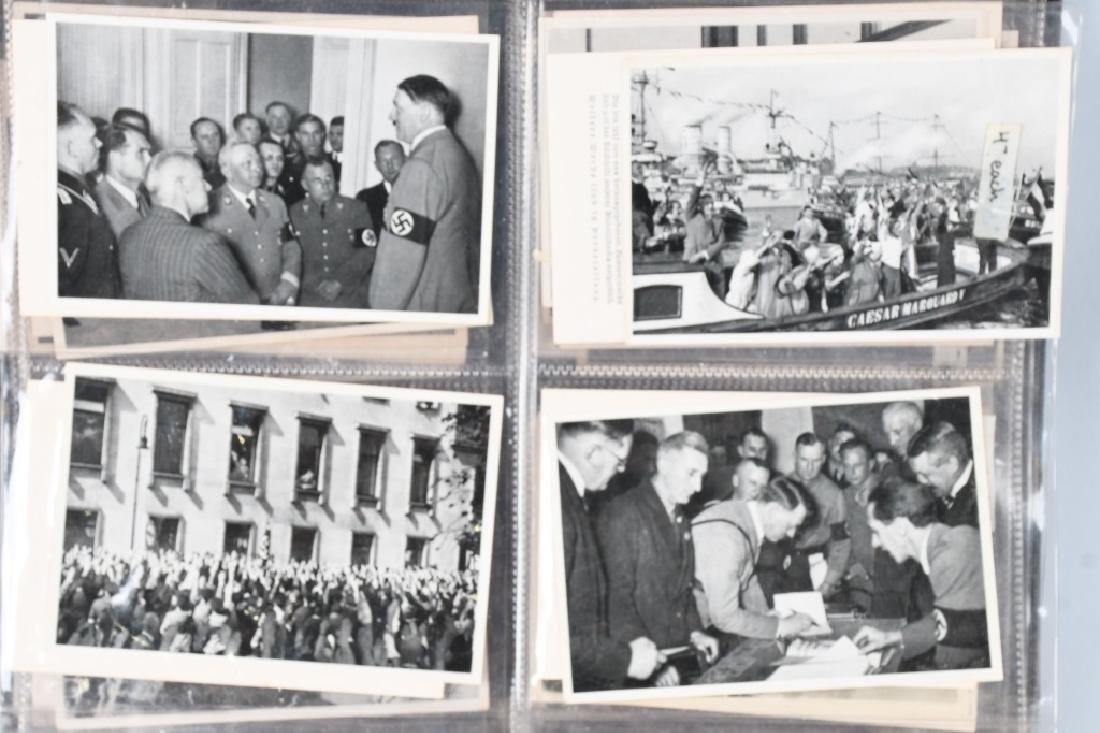WWII NAZI GERMAN PHOTOGRAPH LOT - 480 PHOTOS - 5