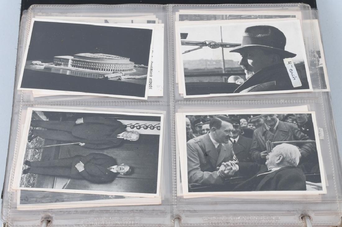 WWII NAZI GERMAN PHOTOGRAPH LOT - 480 PHOTOS - 6