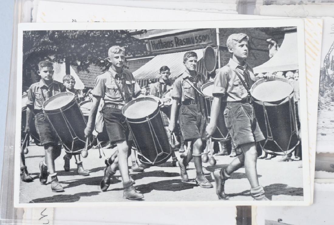 WWII NAZI GERMAN PHOTOGRAPH LOT - 480 PHOTOS - 9