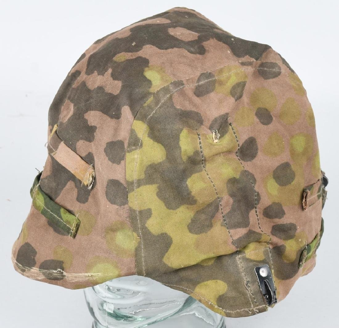 WWII NAZI GERMAN SS HELMET COVER
