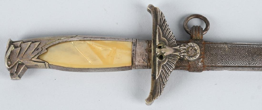 WWII NAZI GERMAN GOVERNMENT OFFICIALS DAGGER - 8