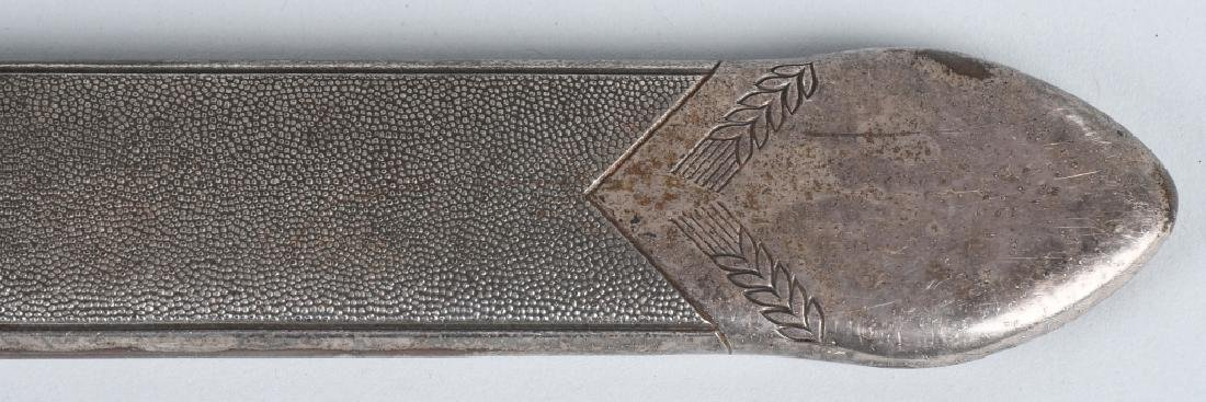 WWII NAZI GERMAN RAD LABOR CORPS OFFICERS DAGGER - 10