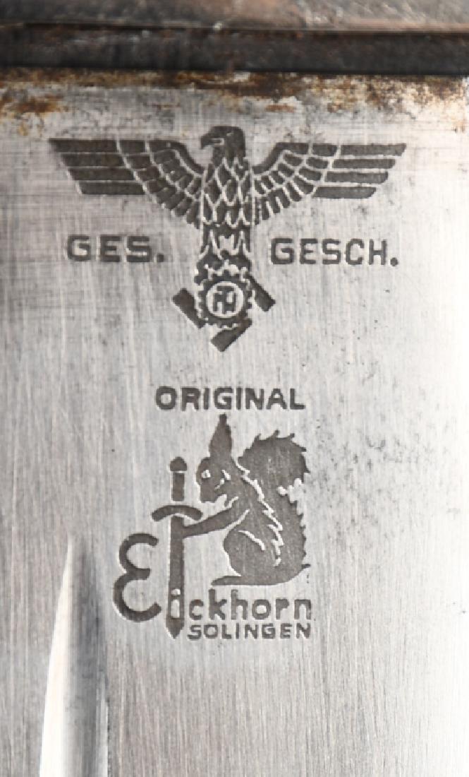 WWII NAZI GERMAN TENO DAGGER - 6
