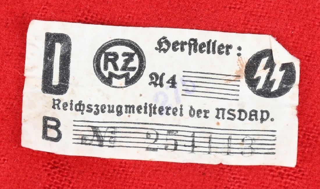 WWII NAZI GERMAN ARMBAND LOT - SS & STRETCHER - 5