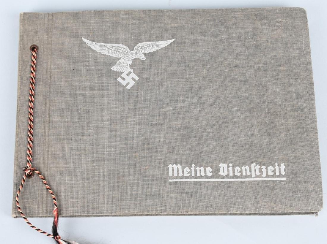 WWII NAZI GERMAN LUFTWAFFE ARTILLERY PHOTO ALBUM