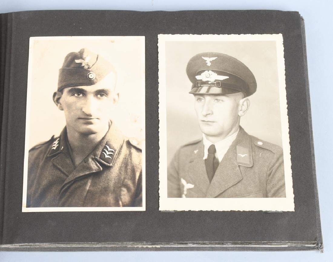 WWII NAZI GERMAN LUFTWAFFE ARTILLERY PHOTO ALBUM - 2
