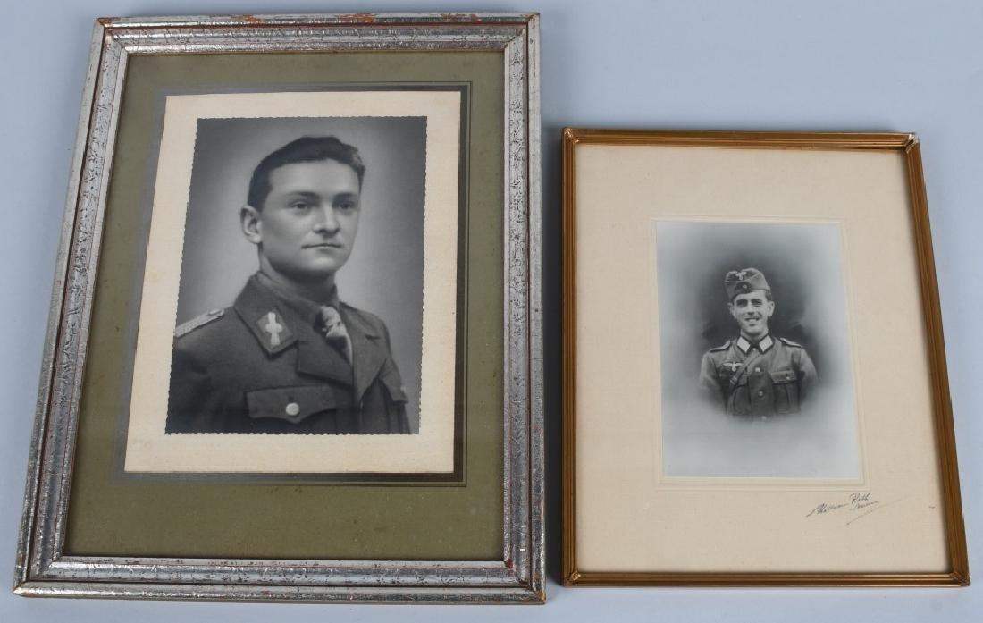 WWII NAZI GERMAN PHOTO LOT FELDHERRNHALLE OFICER