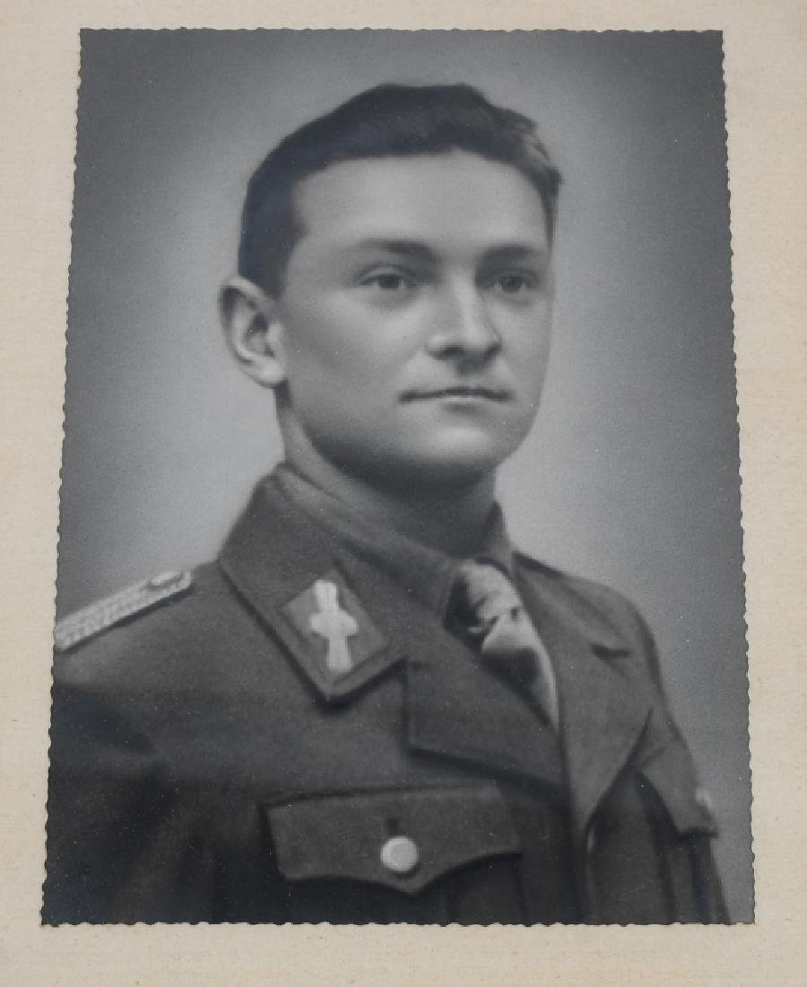 WWII NAZI GERMAN PHOTO LOT FELDHERRNHALLE OFICER - 2