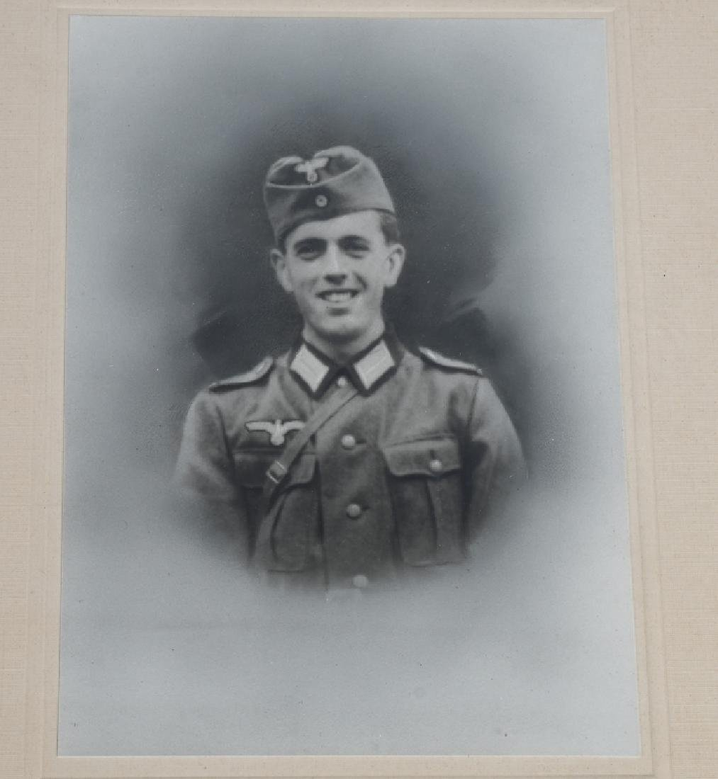 WWII NAZI GERMAN PHOTO LOT FELDHERRNHALLE OFICER - 3