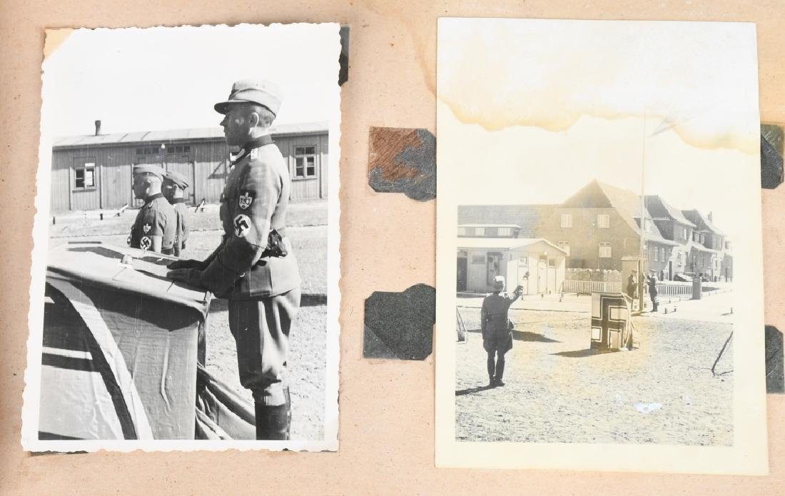 WWII NAZI GERMAN RAD PHOTOGRAPH ALBUM - 115 PHOTOS - 3