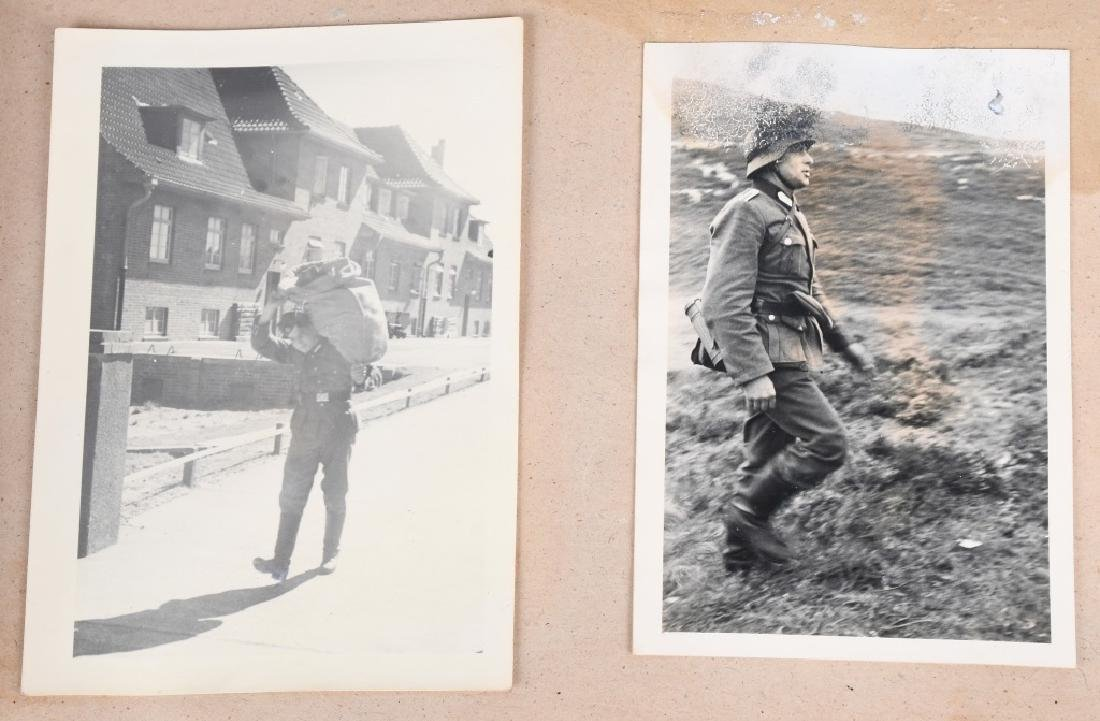 WWII NAZI GERMAN RAD PHOTOGRAPH ALBUM - 115 PHOTOS - 9